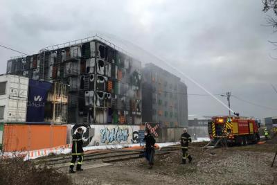 OVH法国SBG机房火灾已被扑灭